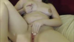 Milked young babe Electra squirting her milk all over