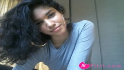Cute teen Sabrinadiaz with perfect natural breast on cam