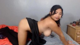 Wild Asian doll Jocelin Dia ready to be dirty with you