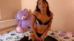 Amazing petite girl Melody open to trying new things