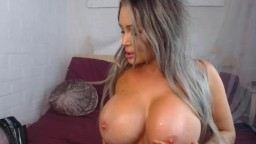 Silicone busty model Ely to be your unforgettable bitch