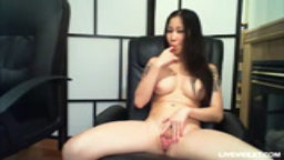 Tattooed asian babe Siren from Canada who loves to get kinky